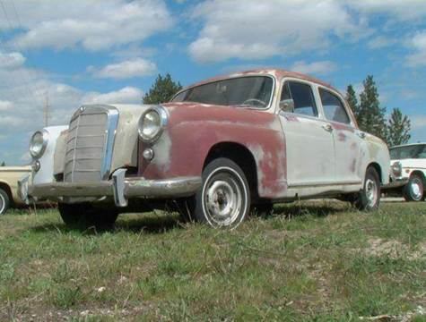 1958 Mercedes-Benz 190-Class for sale in Stevensville, MT
