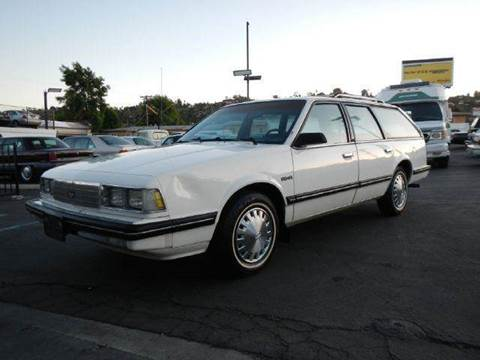 1986 Chevrolet Celebrity