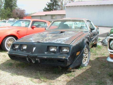 1979 Pontiac Trans Am for sale in Stevensville, MT