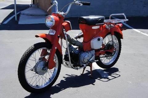 1964 Honda 90