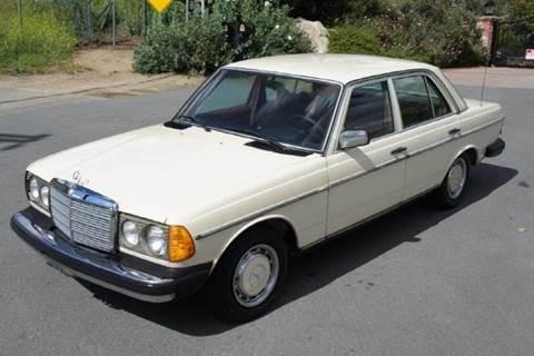 1979 Mercedes-Benz 240-Class