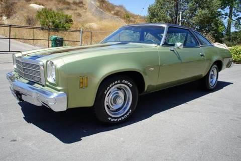 1974 Chevrolet Malibu