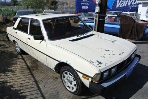 1982 Peugeot 604