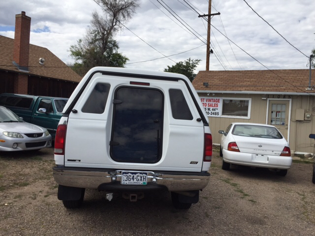 1998 Ford F-250 3dr Lariat 4WD Extended Cab SB - Wheat Ridge CO