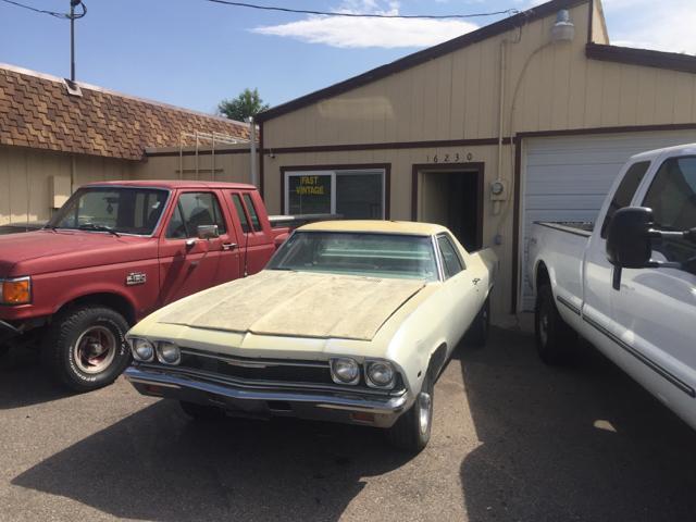 1968 Chevrolet El Camino  - Wheat Ridge CO