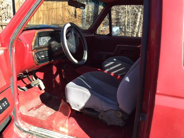 1988 Ford F-150 2dr XLT Lariat 4WD Standard Cab SB - Wheat Ridge CO