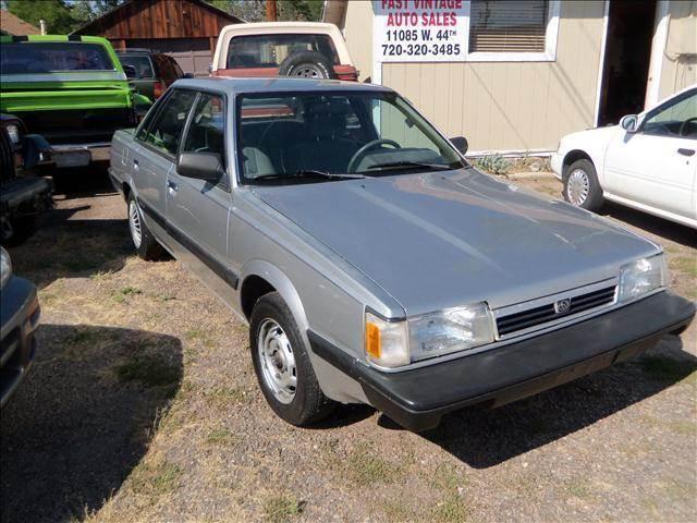 1984 Subaru Loyale