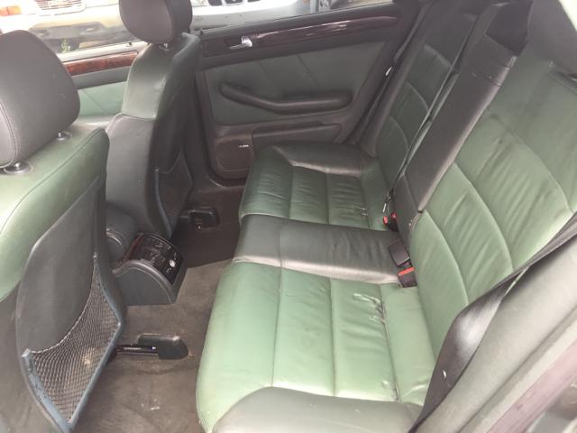 2001 Audi Allroad Quattro AWD 4dr Turbo Wagon - Wheat Ridge CO