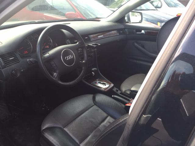 2004 Audi Allroad Quattro AWD 4dr Turbo Wagon - Wheat Ridge CO