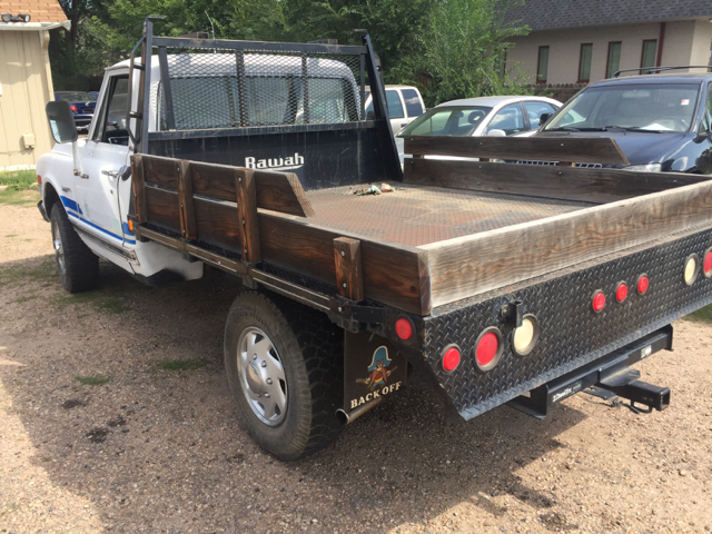 1972 Chevrolet C20 4x4 - Wheat Ridge CO