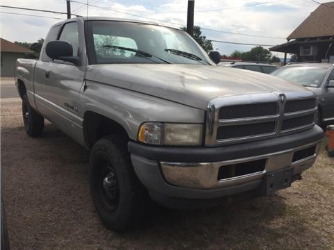 1999 Dodge Ram Pickup 1500