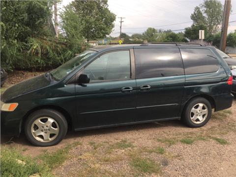 2001 Honda Odyssey for sale in Wheat Ridge, CO