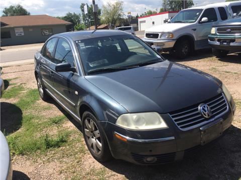 2001 Volkswagen Passat for sale in Wheat Ridge, CO