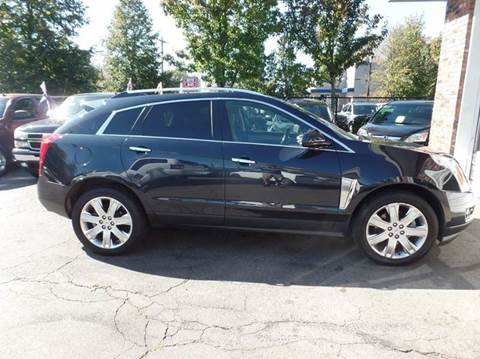 2016 Cadillac SRX for sale in Manchester, CT