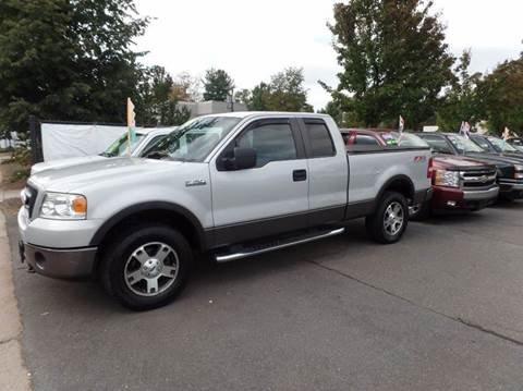 2007 Ford F-150 108000 Miles | $14995 & CAR CORNER RETAIL SALES - Used Cars - MANCHESTER CT Dealer markmcfarlin.com