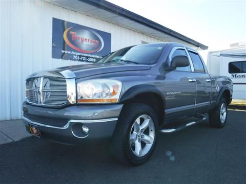 2006 Dodge Ram Pickup 1500 for sale in Bismarck, ND