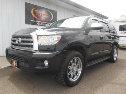 2012 Toyota Sequoia for sale in Bismarck, ND