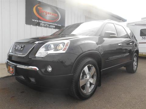 2011 GMC Acadia for sale in Bismarck, ND