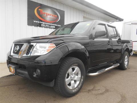 2013 Nissan Frontier for sale in Bismarck, ND