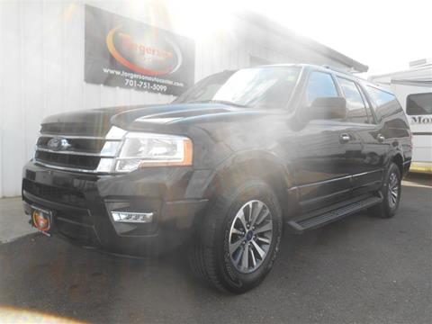 2017 Ford Expedition EL for sale in Bismarck, ND