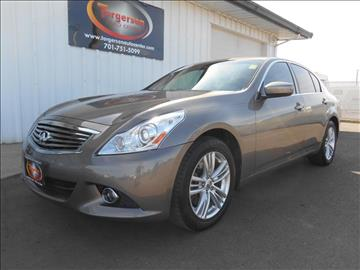 2010 Infiniti G37 Sedan for sale in Bismarck, ND