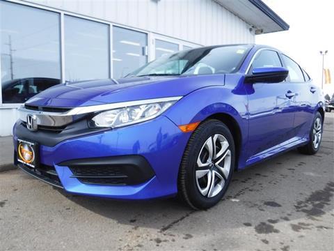 2016 Honda Civic for sale in Bismarck, ND