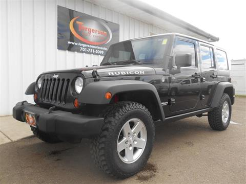 2011 Jeep Wrangler Unlimited for sale in Bismarck, ND