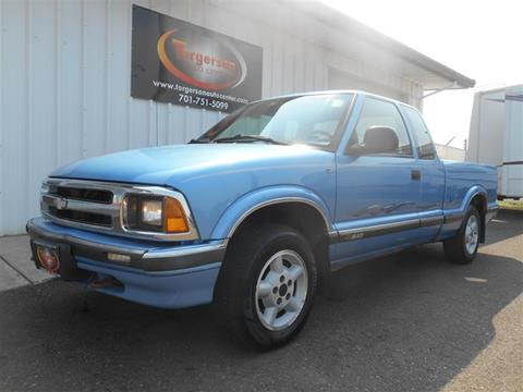 1996 Chevrolet S-10 for sale in Bismarck, ND