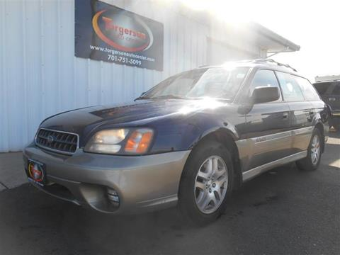 2003 Subaru Outback for sale in Bismarck, ND