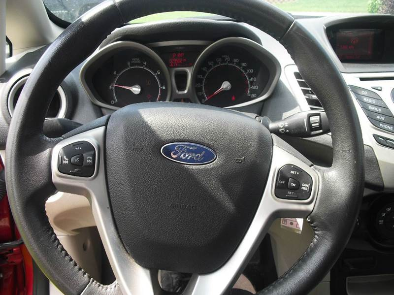 2013 Ford Fiesta SE 4dr Sedan - Cherokee IA
