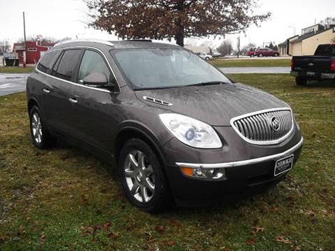 used buick enclave for sale iowa. Black Bedroom Furniture Sets. Home Design Ideas