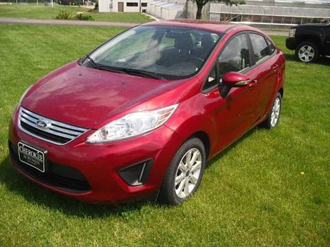 2013 Ford Fiesta for sale in Cherokee IA