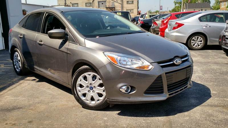2012 Ford Focus SE 4dr Sedan - Cudahy WI
