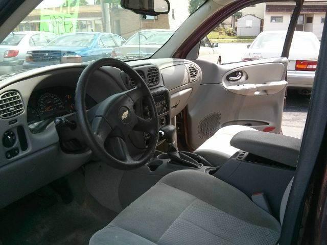 2007 Chevrolet TrailBlazer LS 4dr SUV 4WD - Cudahy WI