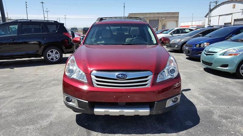 2011 Subaru Outback 2.5i Limited AWD 4dr Wagon - Cudahy WI