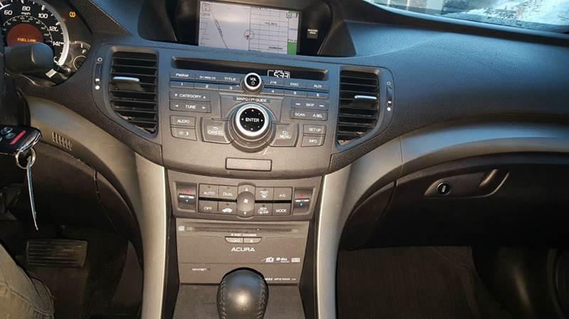 2010 Acura TSX w/Tech 4dr Sedan 5A w/Technology Package - Cudahy WI