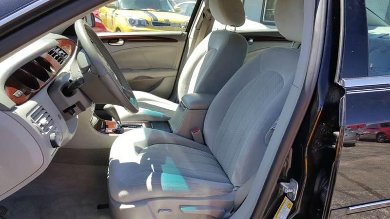 2011 Buick Lucerne CX 4dr Sedan - Cudahy WI