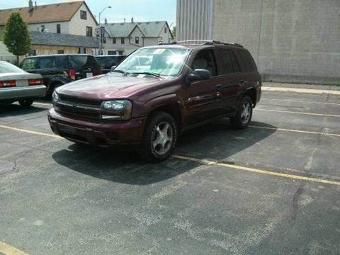 2007 Chevrolet TrailBlazer for sale in Cudahy, WI