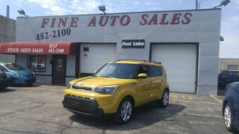 2014 Kia Soul for sale in Cudahy, WI