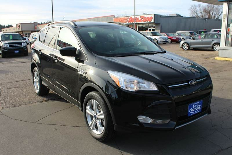 2013 ford escape for sale in wisconsin. Black Bedroom Furniture Sets. Home Design Ideas