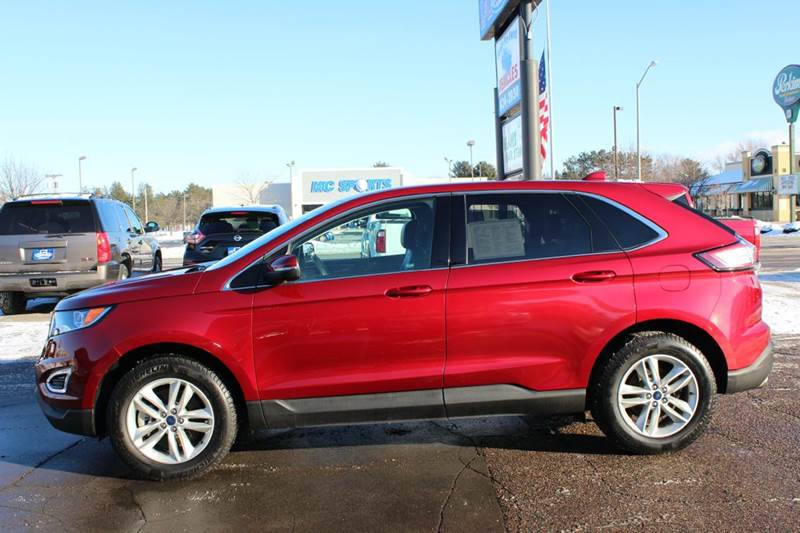 2016 Ford Edge Awd Sel 4dr Suv In Wisconsin Rapids Wi L