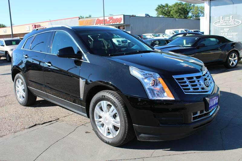 2016 cadillac srx awd luxury collection 4dr suv in wisconsin rapids wi l l motorsllc. Black Bedroom Furniture Sets. Home Design Ideas
