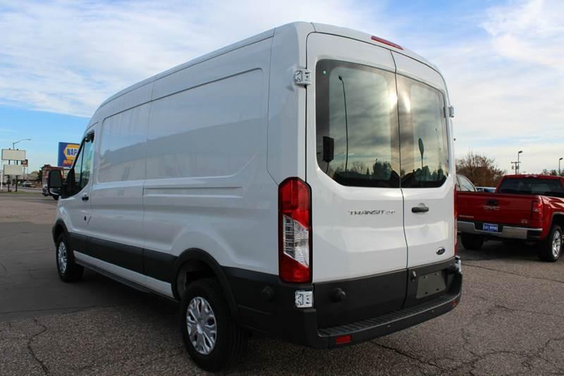 2016 Ford Transit Cargo 250 3dr Lwb Medium Roof Cargo Van
