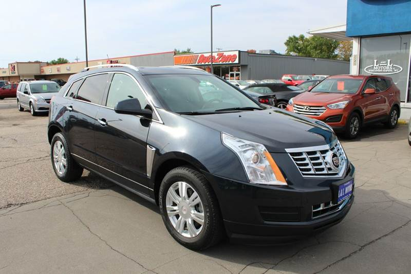 2016 Cadillac Srx Awd Luxury Collection 4dr Suv In Wisconsin Rapids Wi L L Motorsllc
