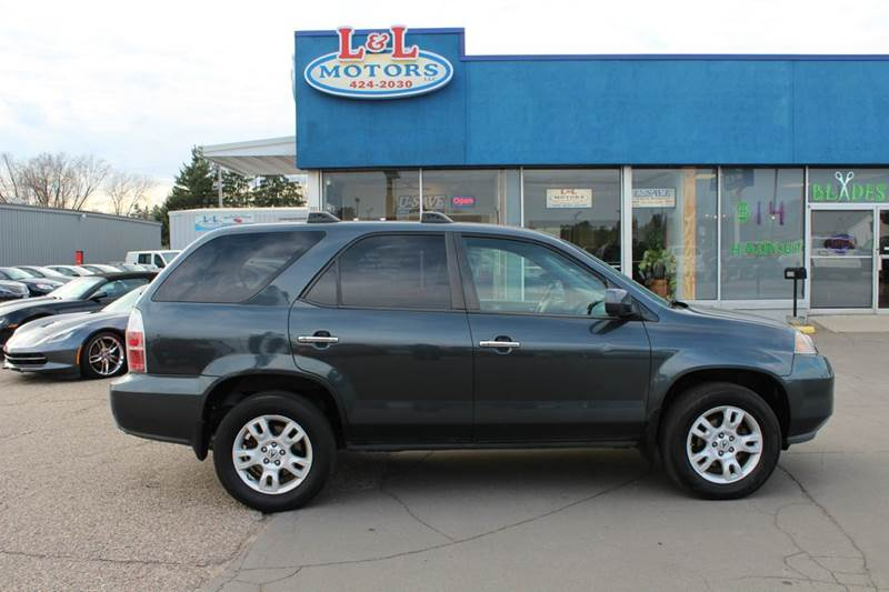 2005 Acura Mdx Awd Touring 4dr Suv In Wisconsin Rapids Wi L L Motorsllc