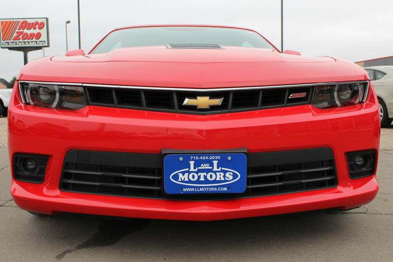 2015 Chevrolet Camaro Ss 2dr Convertible W 2ss In Wisconsin Rapids Wi L L Motorsllc