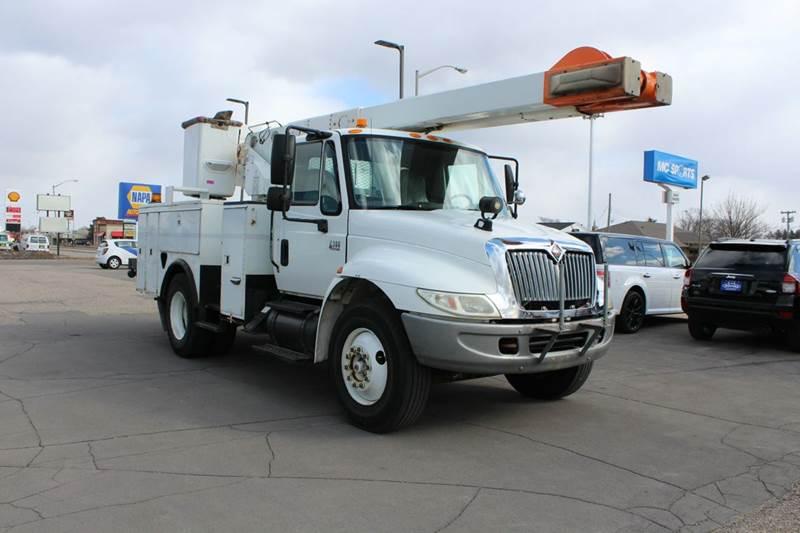 2007 International 4300 Bucket Truck In Wisconsin Rapids