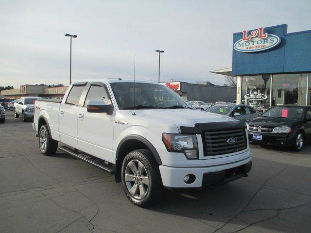 Ford Trucks For Sale In Wisconsin Rapids Wi