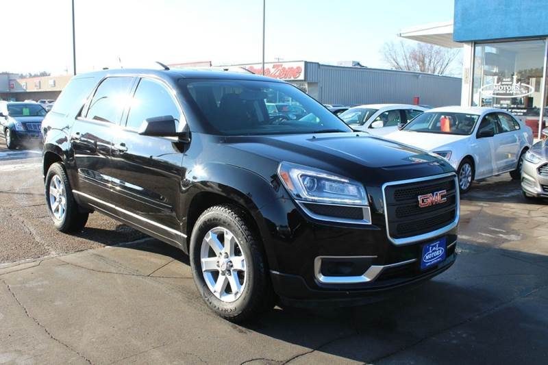 2016 gmc acadia awd sle 1 4dr suv in wisconsin rapids wi l l motorsllc. Black Bedroom Furniture Sets. Home Design Ideas