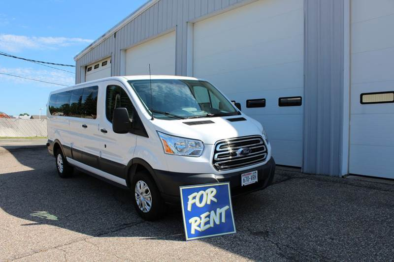 2015 Ford Transit Wagon 350 Xlt 3dr Lwb Low Roof Passenger Van W 60 40 Passenger Side Doors In